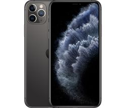 APPLE iPhone 11 Pro Max - 64 GB, Space Grey