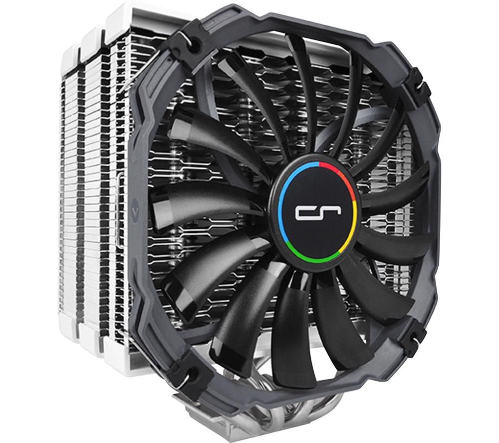 Image of H5 Universal 140 mm CPU Cooler - Black & Silver, Black