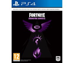 PS4 Fortnite Darkfire Bundle