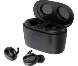 PHILIPS UpBeat SHB2515BK Wireless Earphones - Black