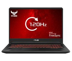 "ASUS TUF FX705DY 17.3"" Gaming Laptop - AMD Ryzen 5, RX 560X, 512 GB SSD"