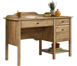 Spanish Style Desk - Antiqua Chestnut