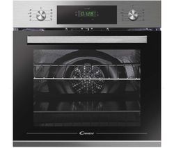 FCT686X WIFI Electric Smart Oven - Stainless Steel & Black