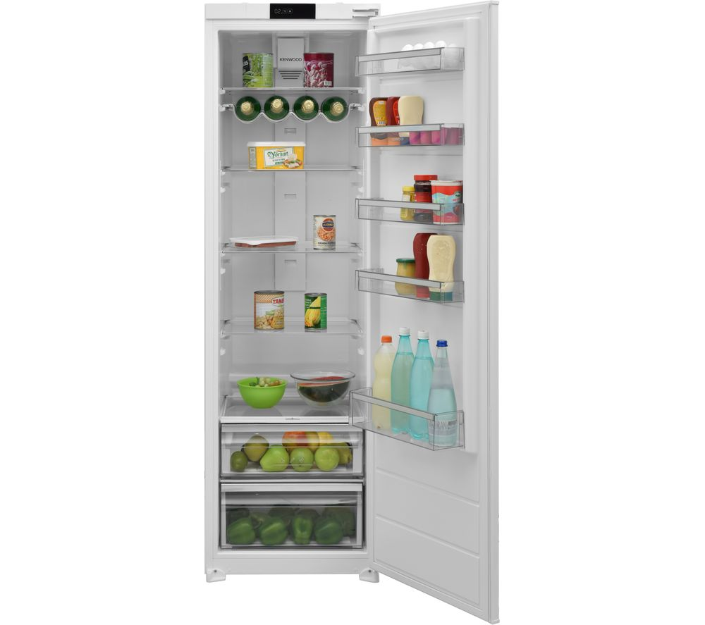 KENWOOD KITL54W20 Integrated Tall Fridge - Sliding Hinge