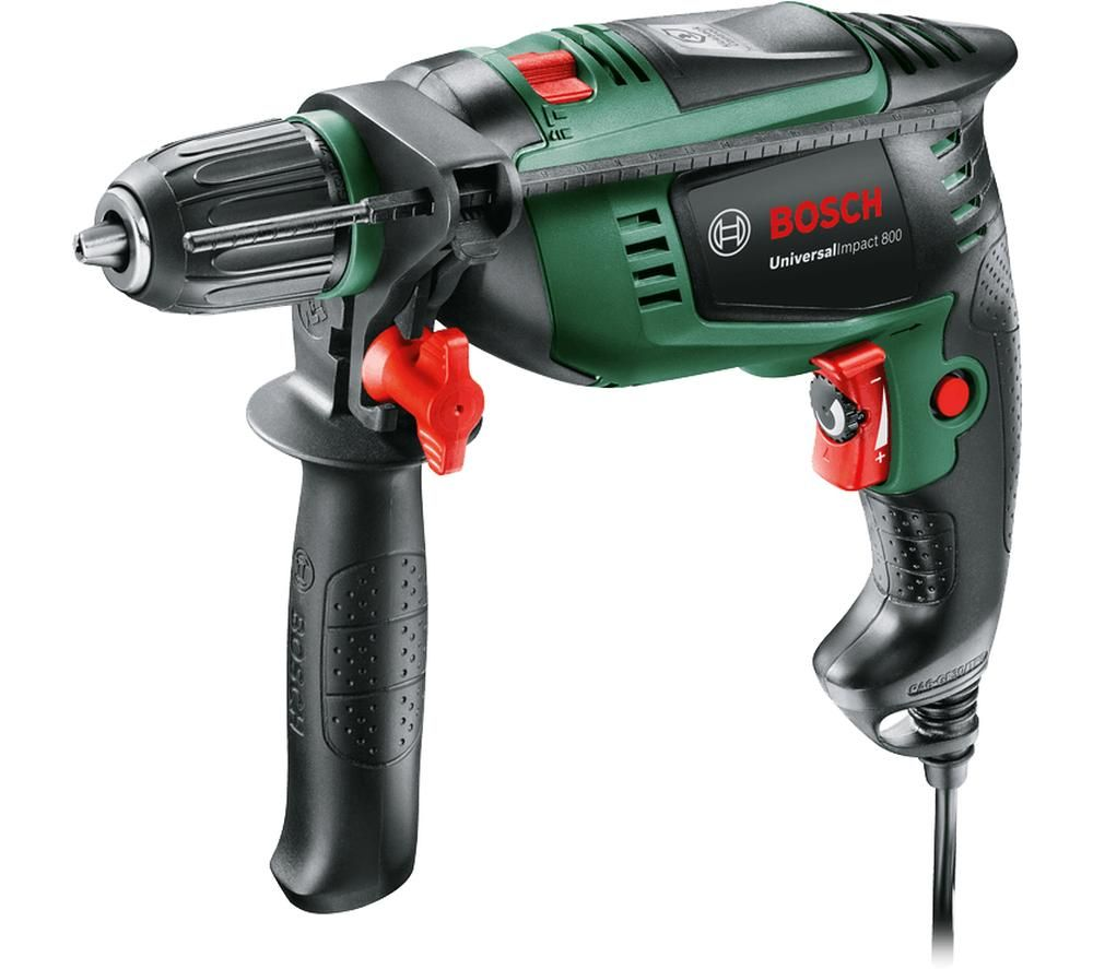 BOSCH UniversalImpact 800 Hammer Drill Driver
