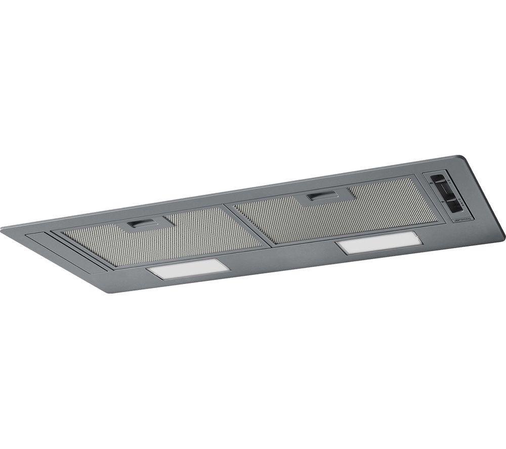 SMEG KSG70E Integrated Cooker Hood - Silver
