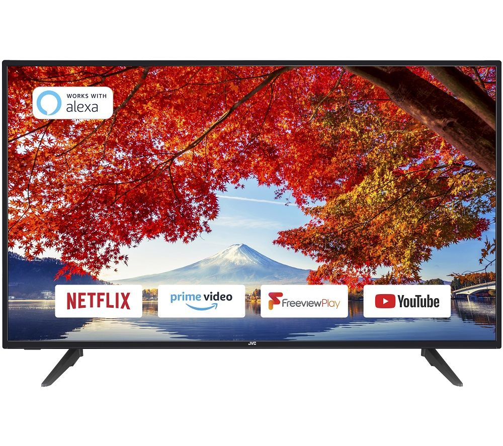 "JVC LT-43C700 43"" Smart Full HD LED TV"