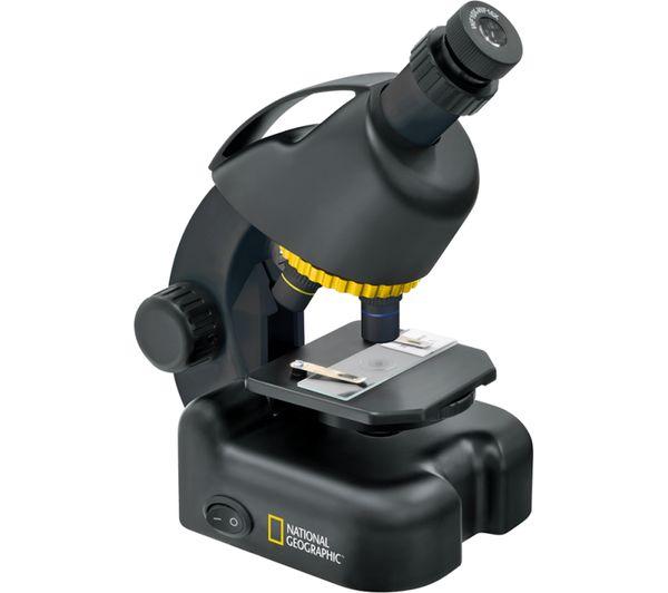 Image of NAT. GEOGRAPHIC 40-640 x Digital Microscope