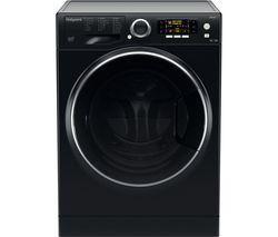 Ultima S-Line RD 966 JKD UK N 9 kg Washer Dryer - Black