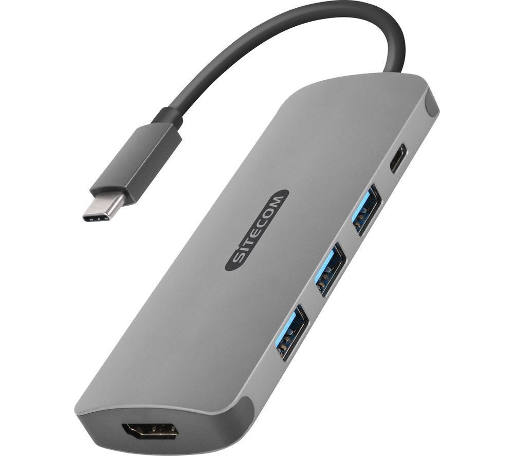 Image of SITECOM CN 380 3-port USB 3.0 Connection Hub