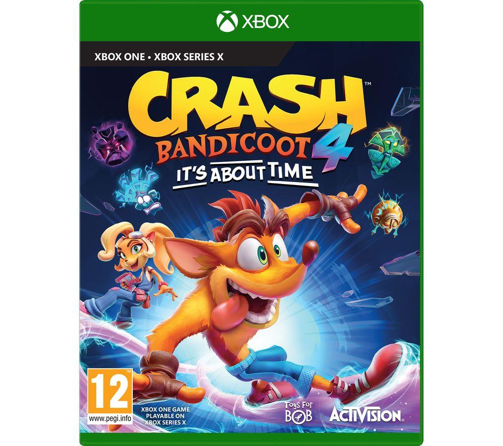 XBOX Crash Bandicoot 4: It