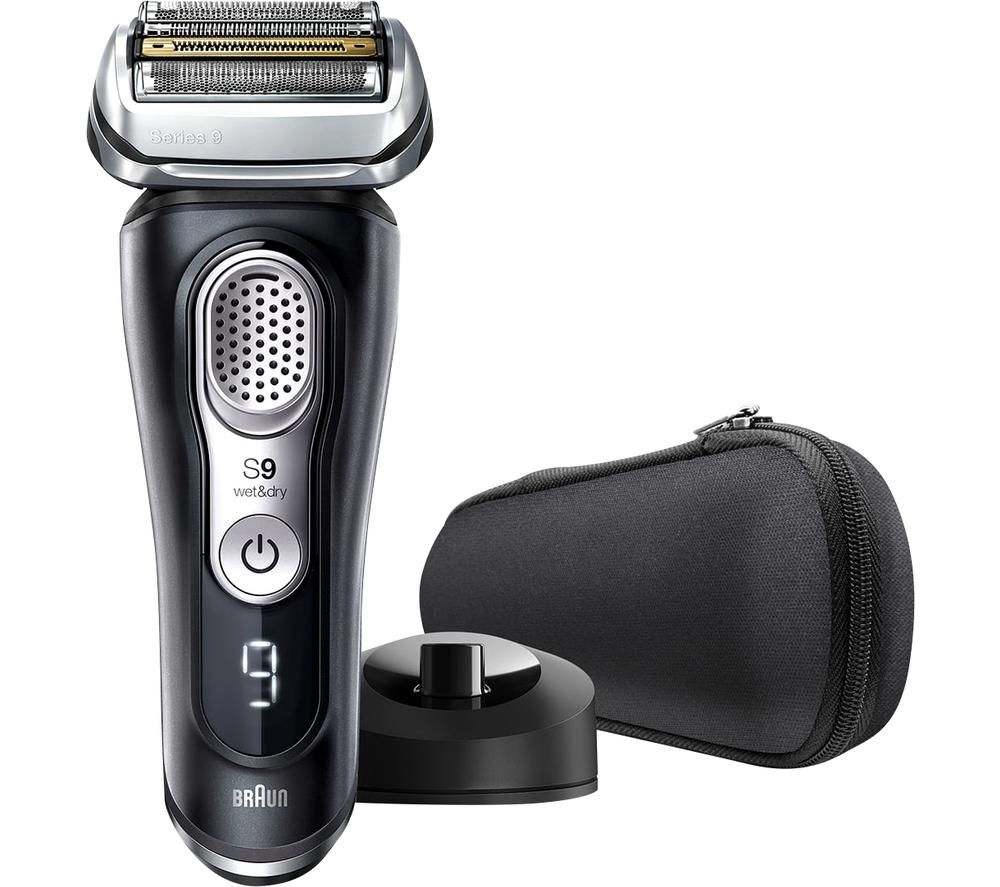 BRAUN Series 9 9340s BRA9340S Wet & Dry Shaver - Black