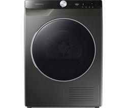 DV90T8240SX/S1 WiFi-enabled 9 kg Heat Pump Tumble Dryer - Graphite