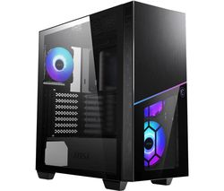 MPG SEKIRA 100R E-ATX Mid-Tower PC Case