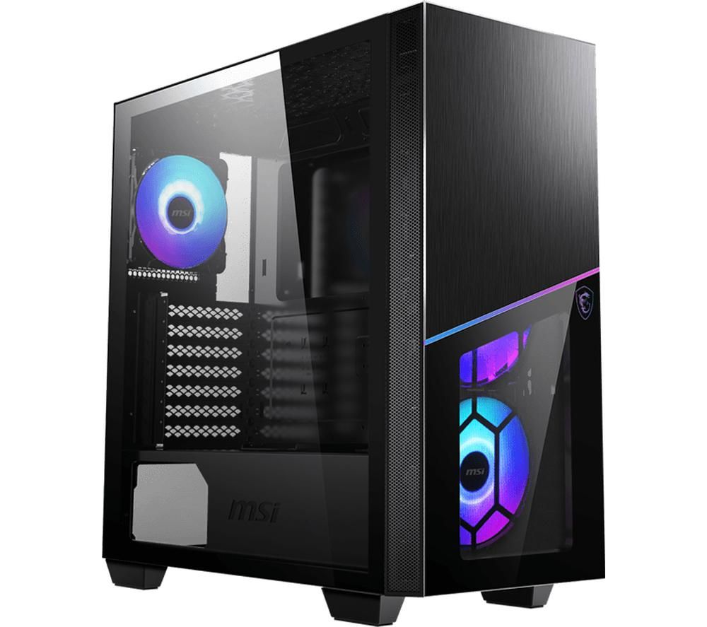Image of MSI MPG SEKIRA 100R E-ATX Mid-Tower PC Case
