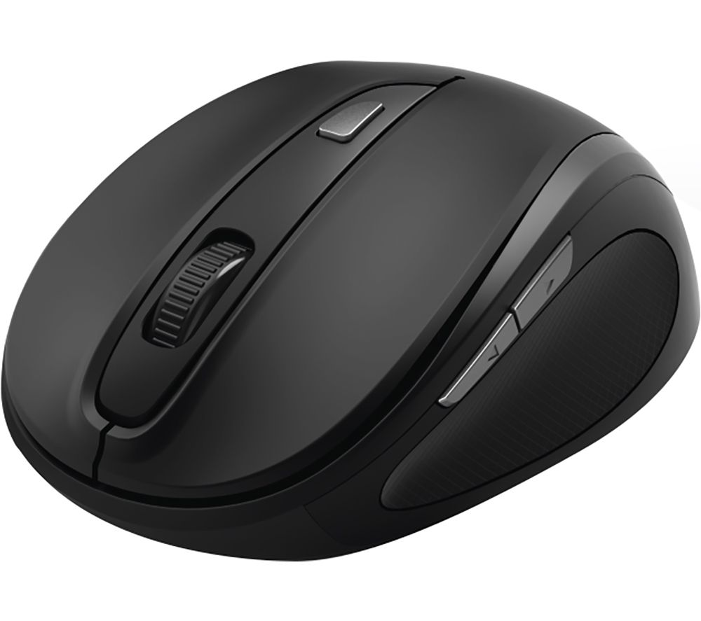 Image of Hama MW-400 Radio Wi-Fi mouse Optical Ergonomic Black