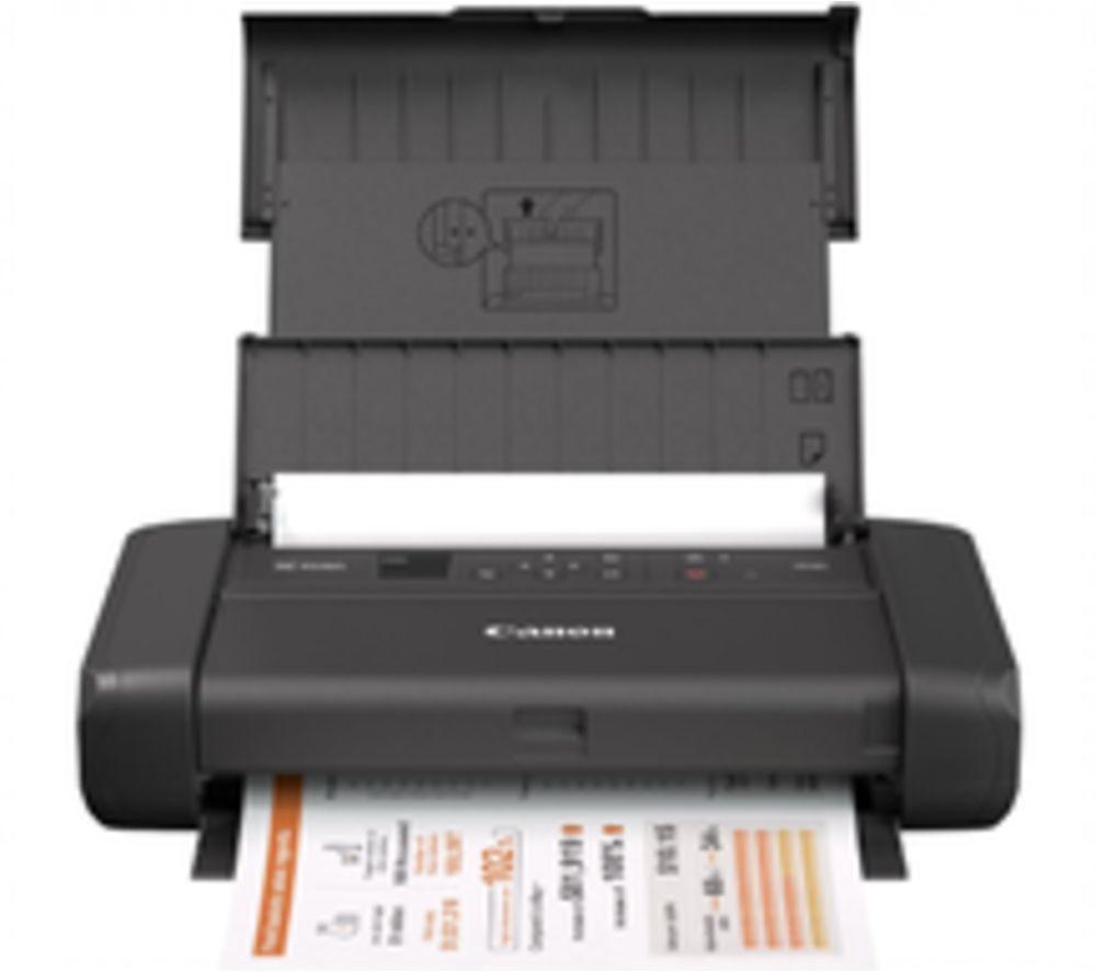 CANON PIXMA TR150 All-in-One Wireless Inkjet Printer - Black
