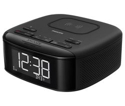 TAR7705 DAB+/FM Bluetooth Clock Radio - Black
