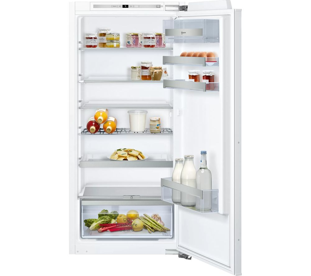 NEFF N70 KI1413FF0 Integrated Tall Fridge - Fixed Hinge