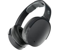 Hesh ANC Wireless Bluetooth Noise-Cancelling Headphones - True Black