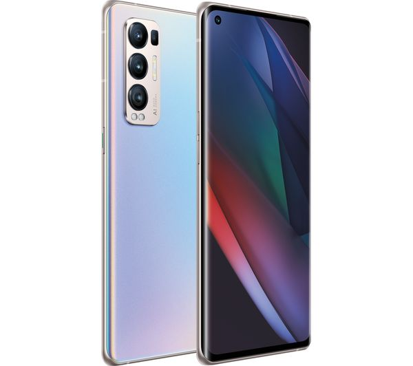 Oppo Find X3 Neo - 256 GB, Galactic Silver 1