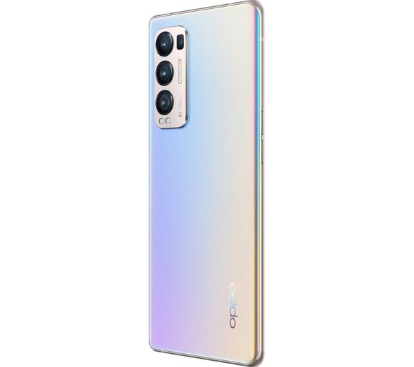 Oppo Find X3 Neo - 256 GB, Galactic Silver 2