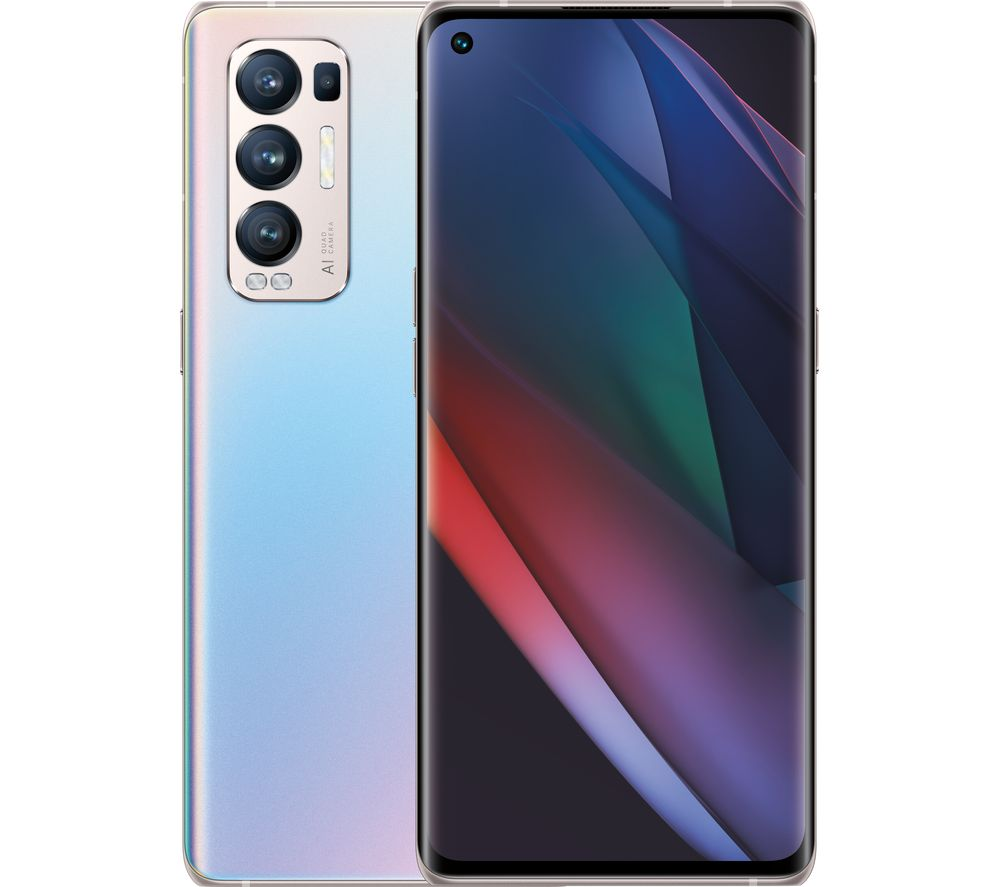 OPPO Find X3 Neo - 256 GB, Galactic Silver