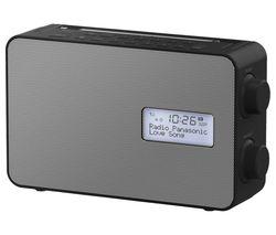 RF–D30BTEB-K Portable DAB+/FM Bluetooth Radio - Black