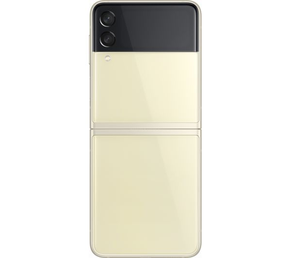 Samsung Galaxy Z Flip3 5G - 128 GB, Cream 3