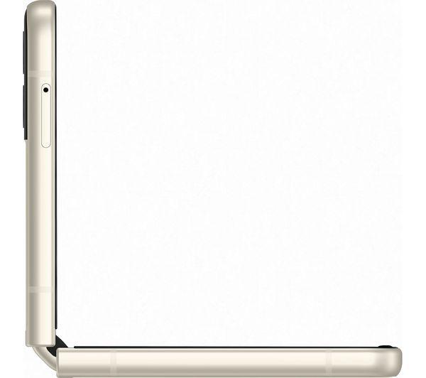 Samsung Galaxy Z Flip3 5G - 128 GB, Cream 5