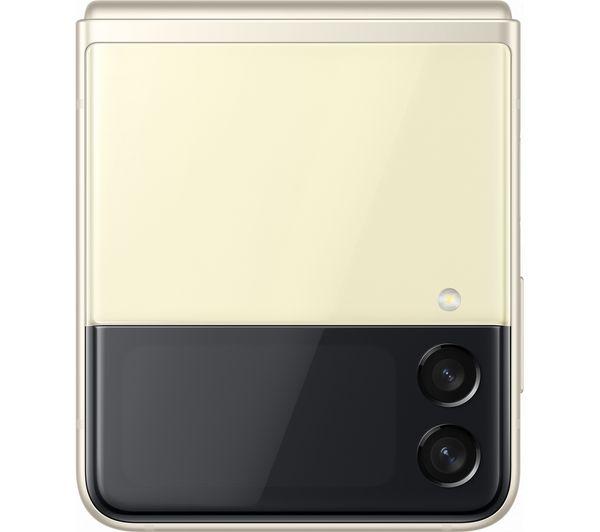 Samsung Galaxy Z Flip3 5G - 128 GB, Cream 7
