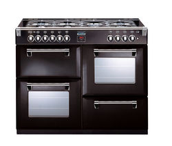 STOVES Richmond 1000GT Gas Range Cooker - Black