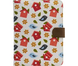 "GOJI GF10TC13 10"" Folio Case - Birdhouse"