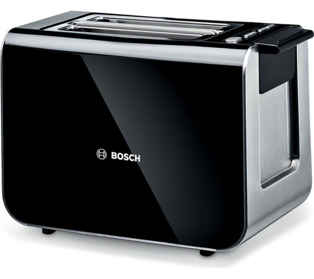 Compare cheap offers & prices of Bosch Styline TAT8613GB 2-Slice Toaster manufactured by Bosch