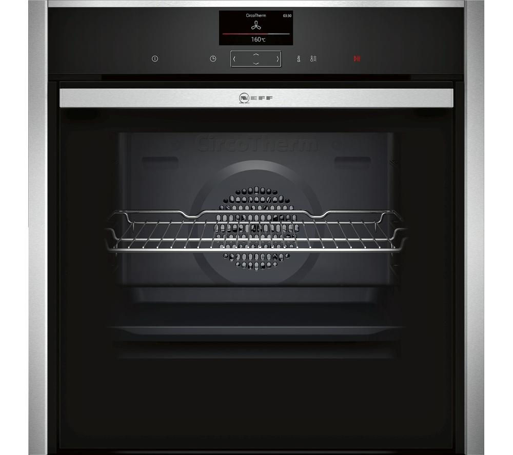 Compare retail prices of Neff B47CS34N0B Slide and Hide Electric Oven to get the best deal online