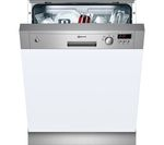 NEFF S41E50N1GB Full-size Integrated Dishwasher