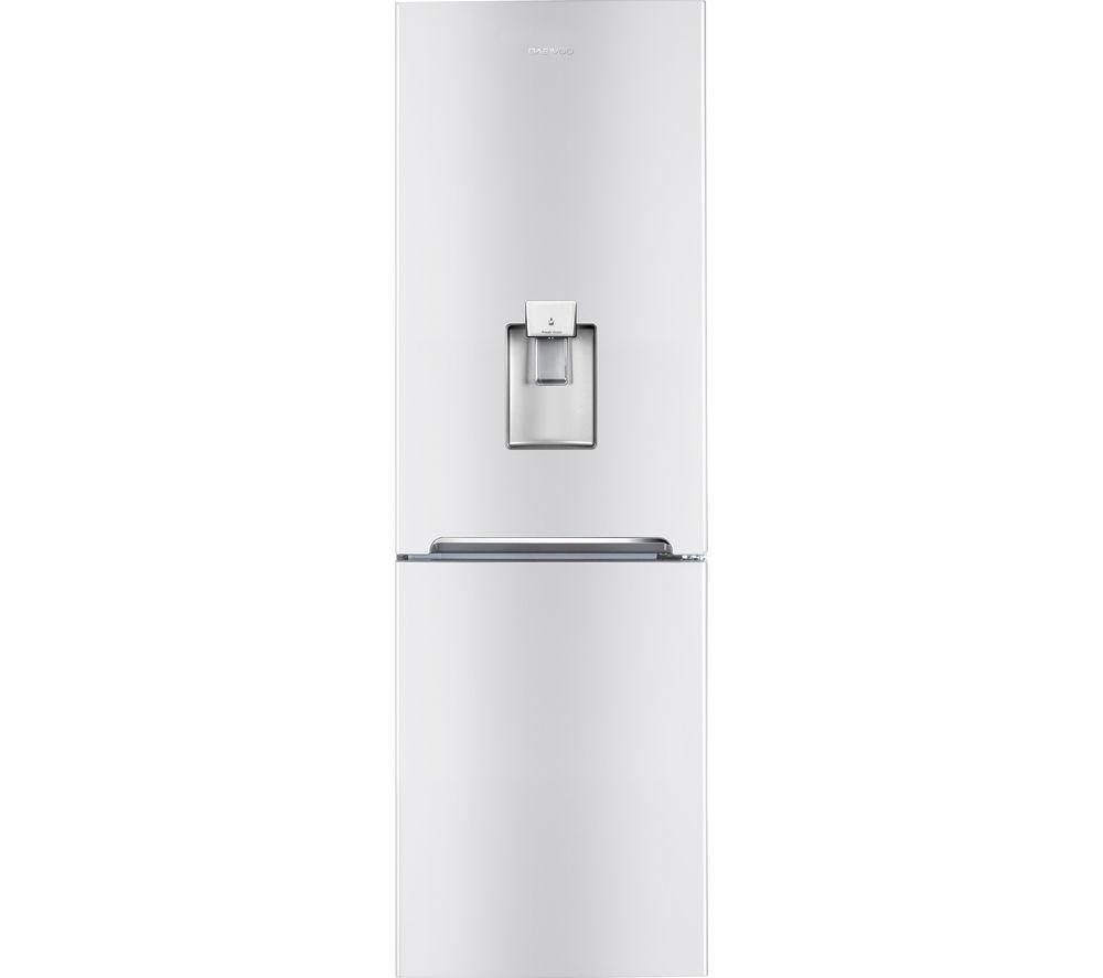 DAEWOO RN37DW 60/40 Fridge Freezer - White