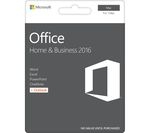 MICROSOFT Office Home & Business for Mac - Lifetime for 1 user