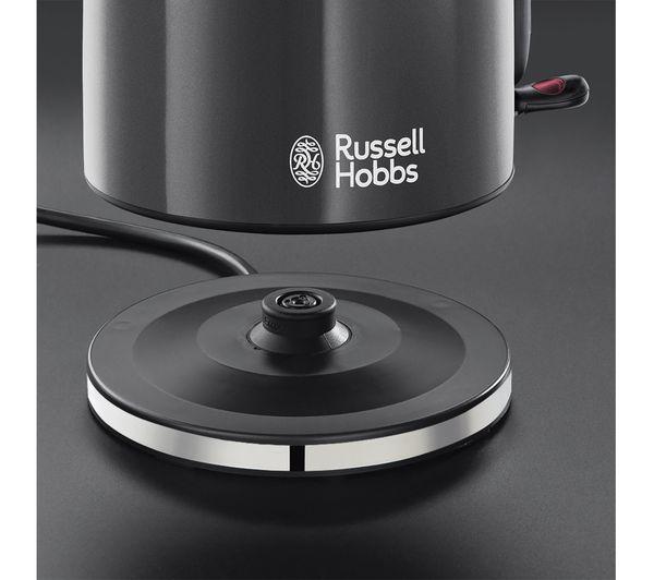 RUSSELL HOBBS Colour Plus 20414 Jug Kettle - Grey