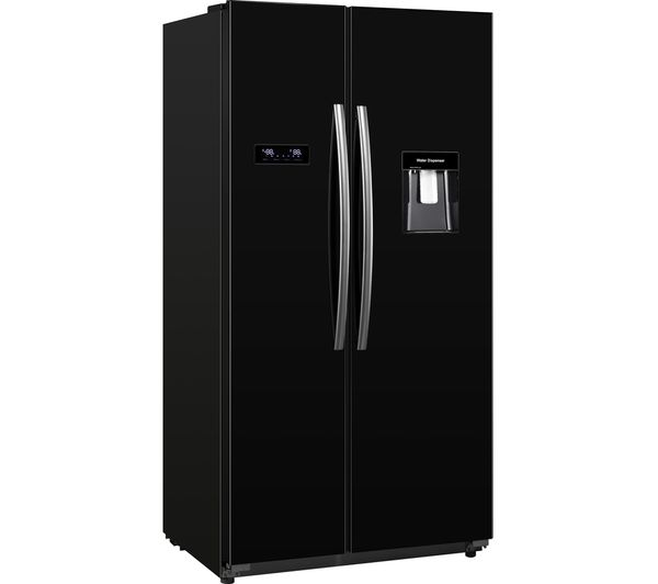 Buy Kenwood Ksbsdb17 American Style Fridge Freezer Black