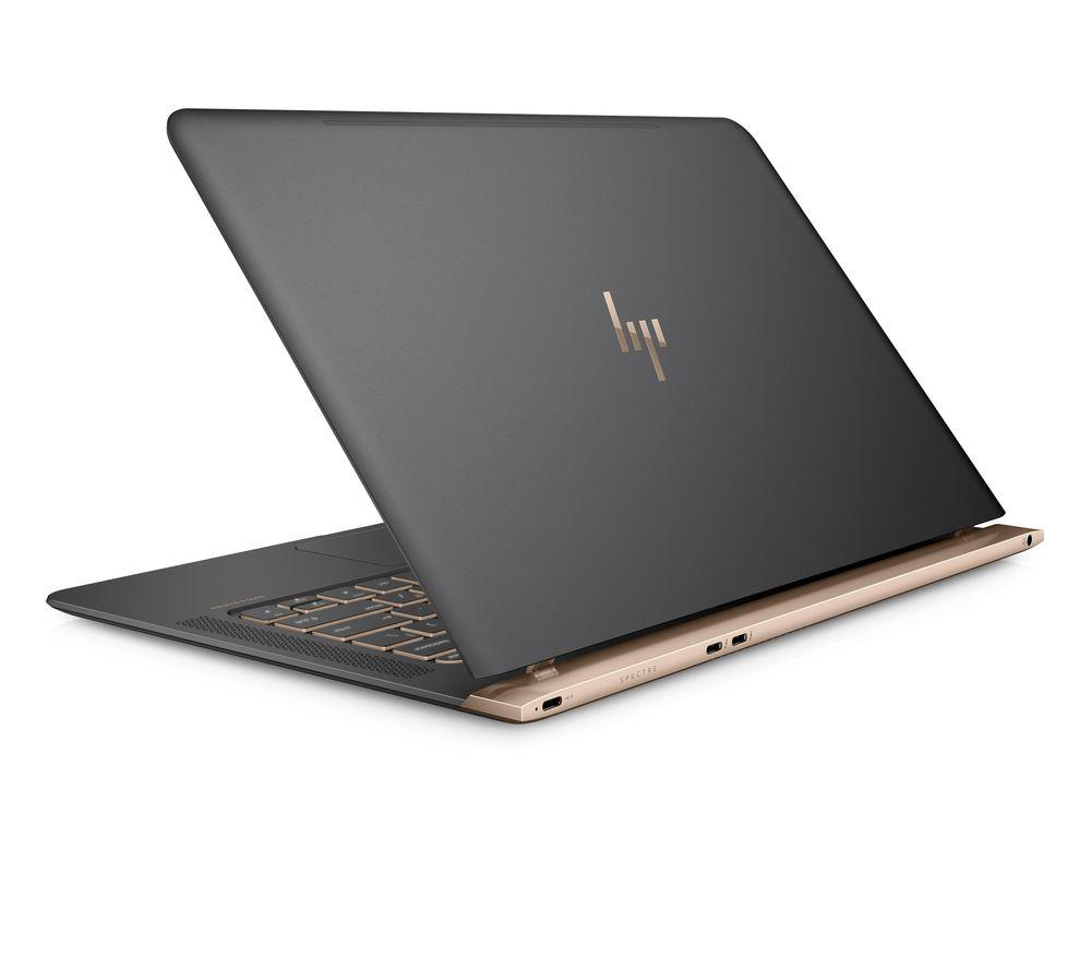 "HP Spectre 13-v151na 13.3"" Laptop - Ash Silver & Copper"