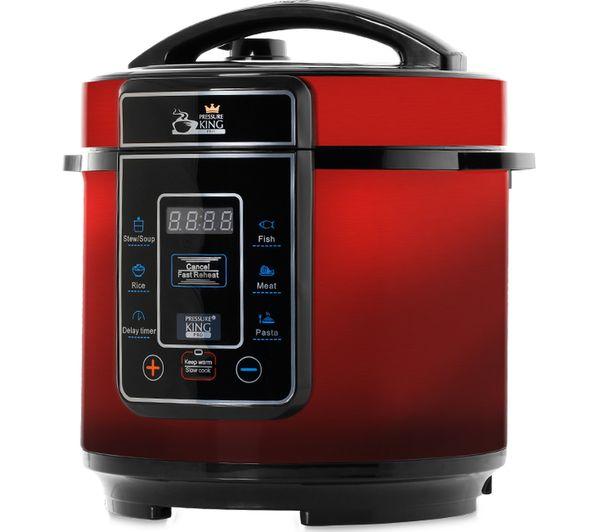 King Mini Kitchen: Buy PRESSURE KING Pro Digital Pressure Multicooker