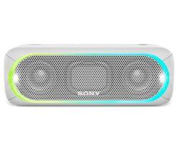 SONY EXTRA BASS SRS-XB30W Portable Bluetooth Wireless Speaker - White