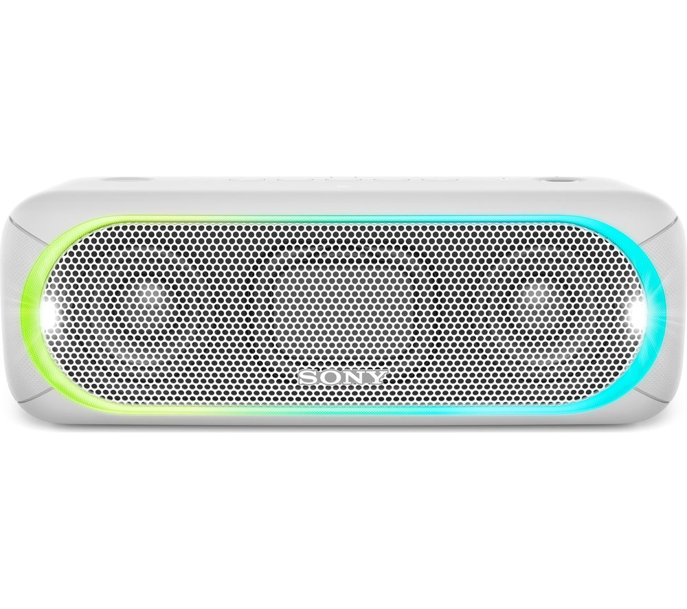 SONY EXTRA BASS SRS-XB30W Portable Bluetooth Wireless Speaker - White