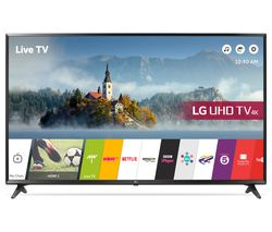 "LG 55UJ630V 55"" Smart 4K Ultra HD HDR LED TV"