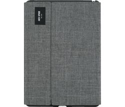 "JACK SPADE Tech Oxford 9.7"" iPad Pro Folio Case - Grey"