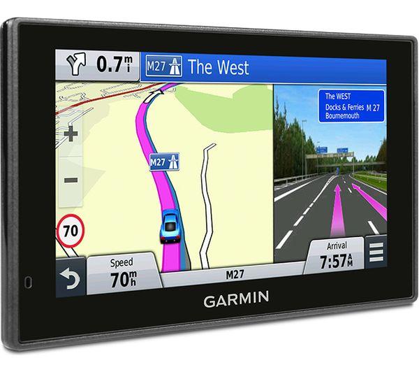 "Buy GARMIN DriveSmart 51 LMT-S 5"" Sat Nav & Case - UK"