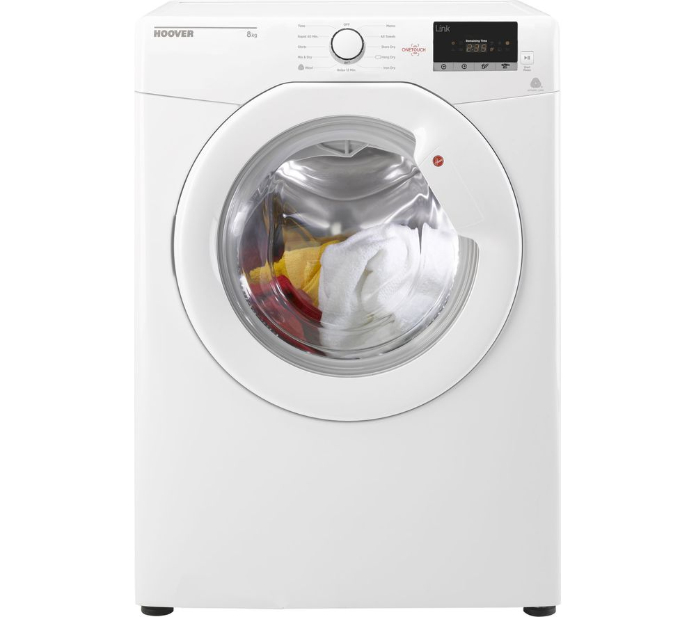 Compare retail prices of Hoover HL V8DG Vented NFC 8 kg Tumble Dryer to get the best deal online