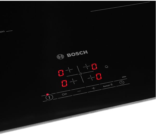 BOSCH Serie 4 PUE611BF1B Electric Induction Hob