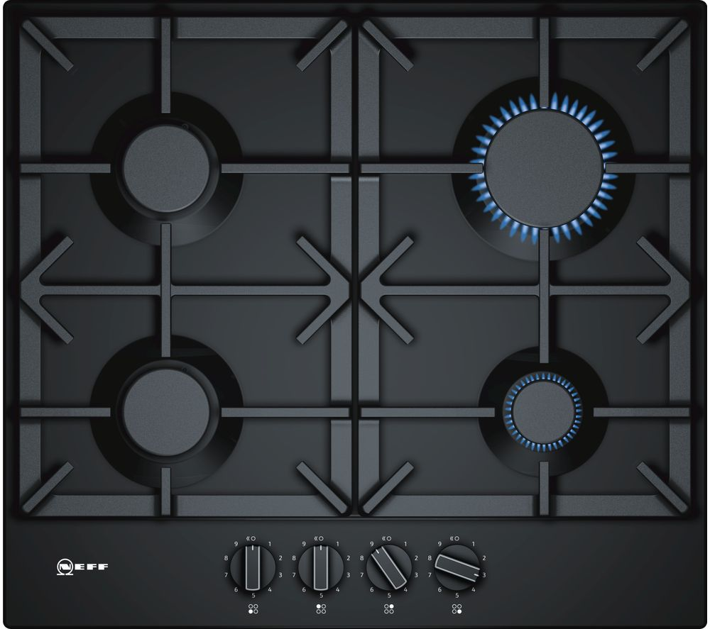 NEFF T26DS49S0 Gas Hob - Black